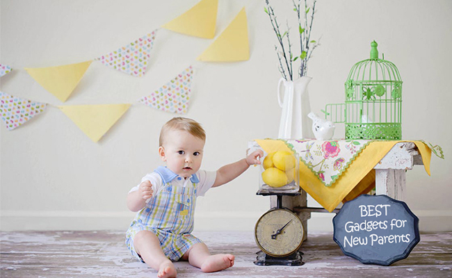 Baby Gadgets for New Parents