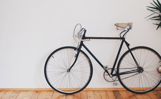 Take Bike Inside to Prevent Bike Theft