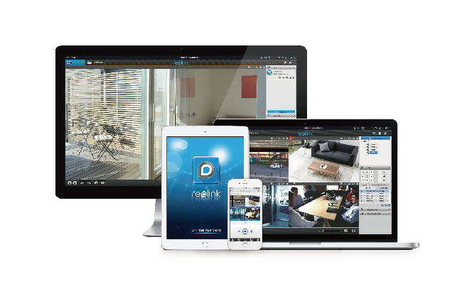 NVR Security Camera System Software