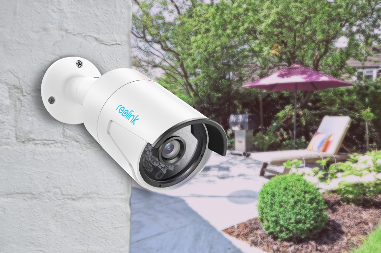 4K Outdoor Cameras