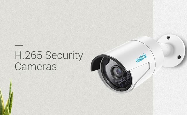 H.265 Cameras