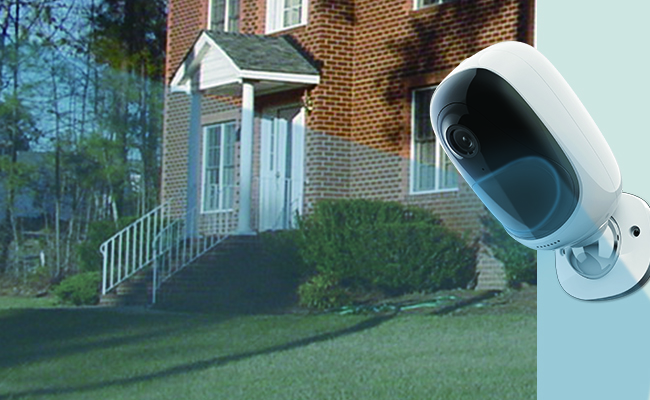 Outdoor Motion Activated Cameras