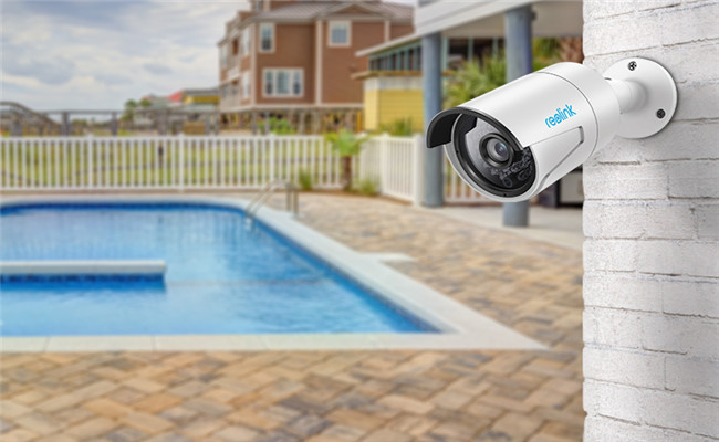 Outdoor Bullet Security Cameras Buying Guide 2018