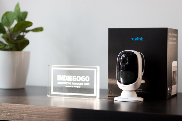 Wire Free Security Camera