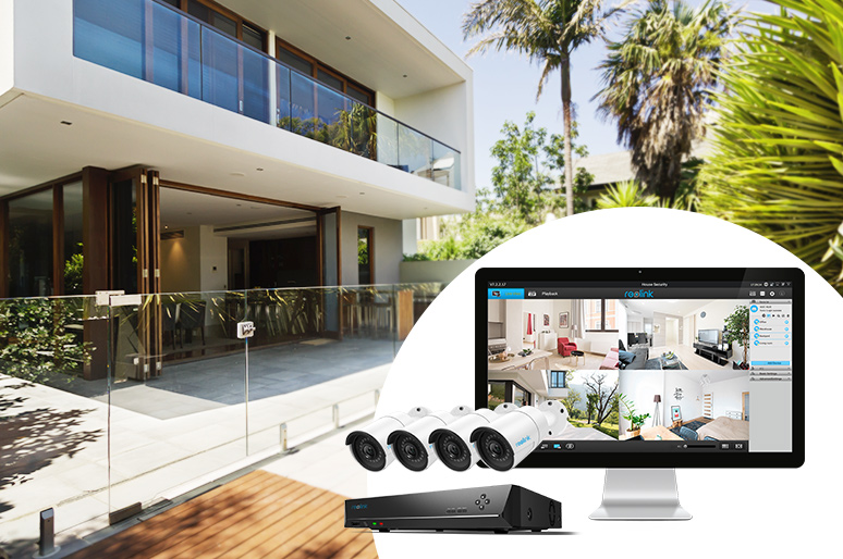 Self-Monitoring Security System