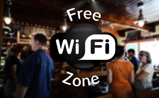 Be Careful of Public WiFi