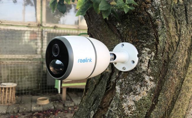 Cellular Surveillance Cameras