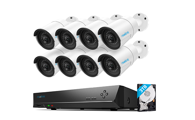 Top 2 Wired Security Camera Systems 2018 Reviews Videos