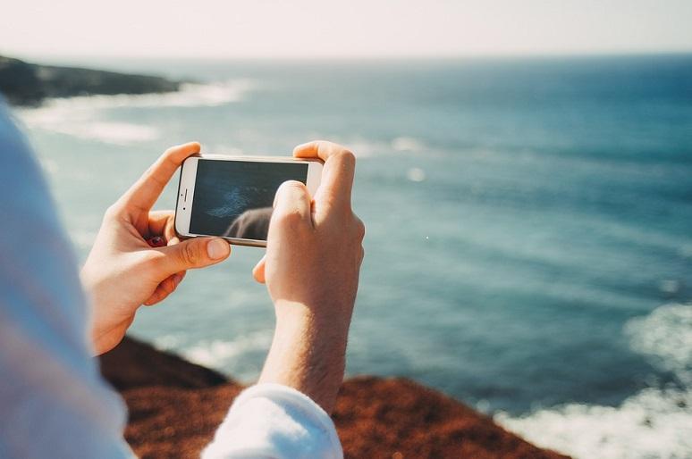 Handy-Überwachungskamera
