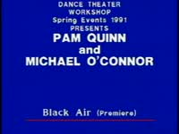 Pam Quinn and Michael O'Connor