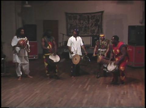 Les Ballets Africains de Papa Ladji Camara