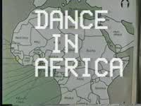 Dance in Africa: the first World Festival of Negro Arts