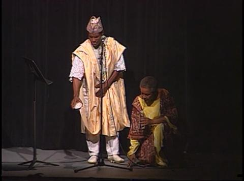 Dankarafule, an African cultural celebration: a tribute to Papa Ladji Camara