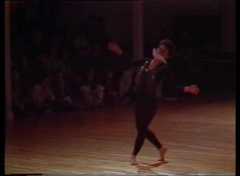 Jerome Robbins Archive of the Recorded Moving Image Original Documentation