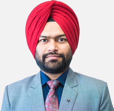 Amanpreet Singh Bhangoo