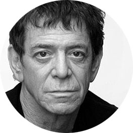 6 Degrees of Lou Reed?