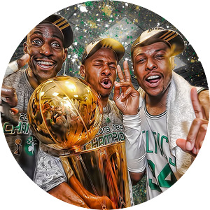 Boston Celtics: Best Of The Big Three