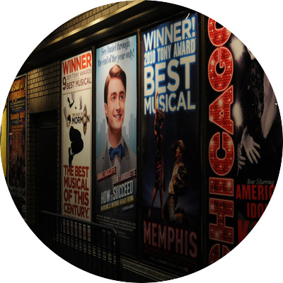 FaVorite BROADWAY musical songs?