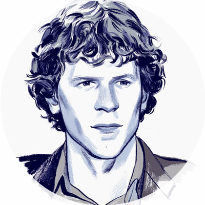 By the Book: Jesse Eisenberg