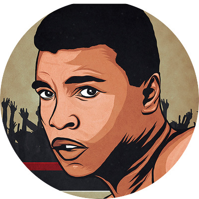 Your Favorite Things About Muhammad Ali?