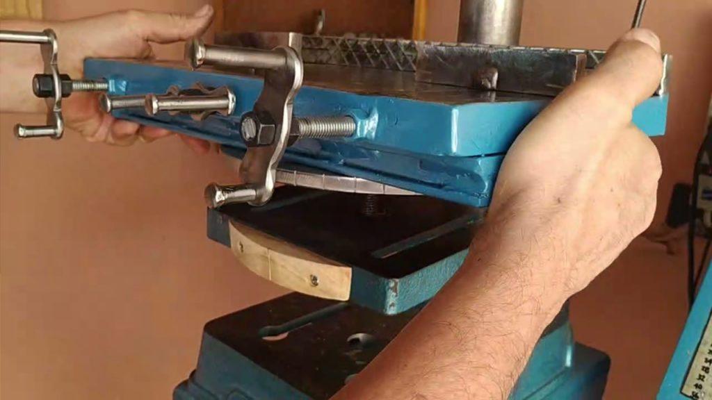 cómo fabricar una fresadora