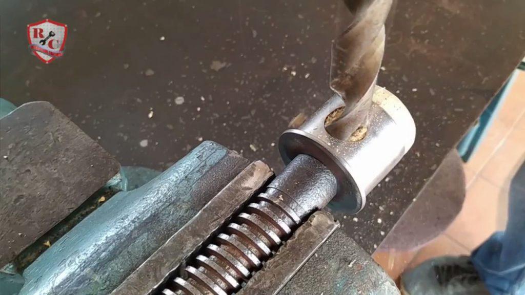 perforar con broca