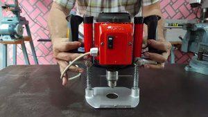 Lee más sobre el artículo Fresadora con motor de bomba de agua en 5 pasos