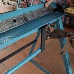 Como hacer plegadora de chapa o lamina