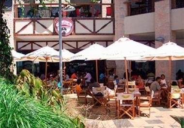 Bariloche (Mall Plaza Alameda)