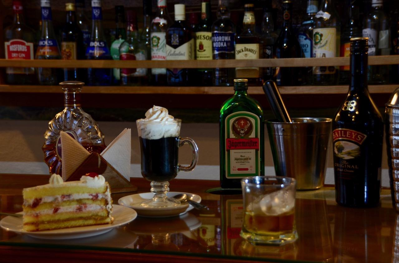 Resultado de imagen para cafe irlandes