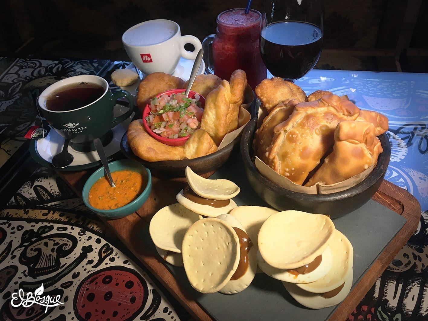 El Bosque Cocina & Bar - Rancagua 293 293, Puerto Montt | Reservas ...