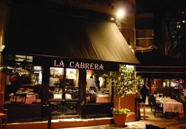 La Cabrera sur