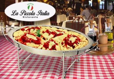 La Piccola Italia Mall plaza Vespucio