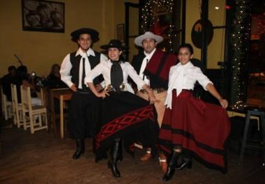 Los Cardones Peña Folclórica
