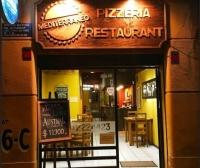 Mediterráneo Pizzas Artesa...