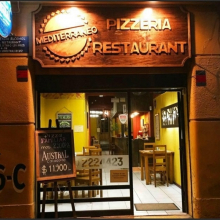 Mediterráneo Pizzas Artesanales