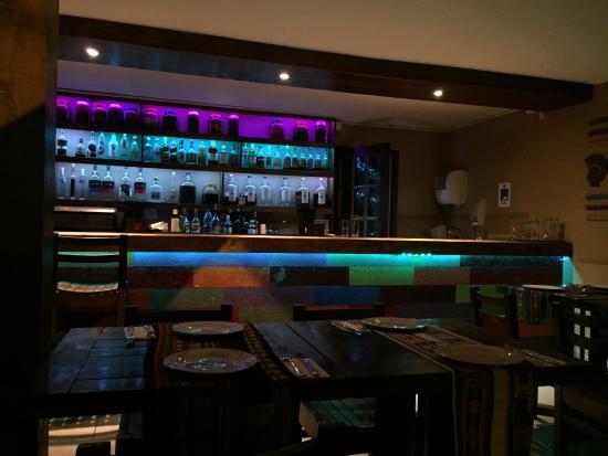 Moche Peruvian Bar