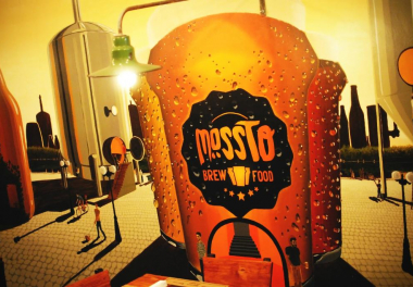 Mossto Brewfood