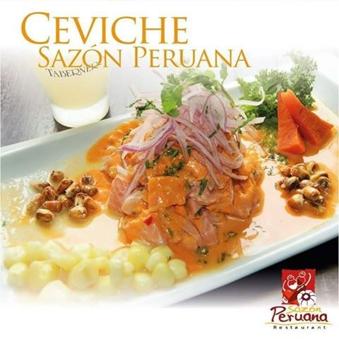 Sazon Peruana Express