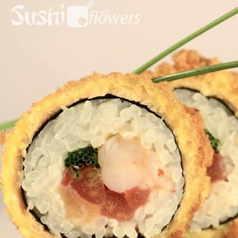 Sushi and Flowers (Balmaceda)