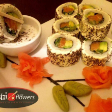 Sushi and Flowers (El Milagro)