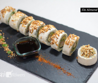 Sushi and Flowers (Peñuelas)