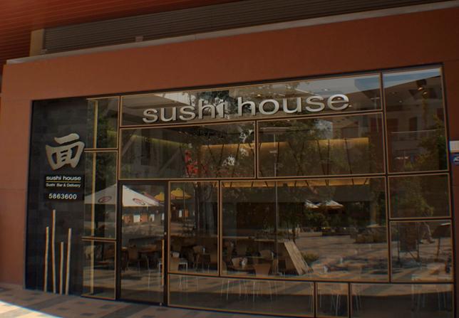 Sushi House (Mall Plaza Oeste)
