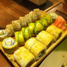 Sushi House (Mall Plaza Tobalaba)