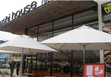 Sushi House (Mall Plaza Vespucio)