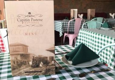 Trattoria Capitan Pastene (Capitan Pastene)