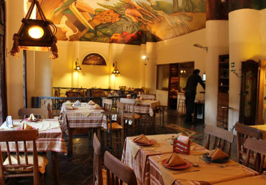 Trattoria y Pizzeria Rocinante