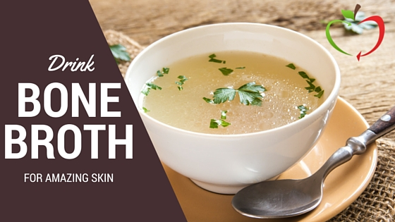Bone Broth for More Youthful-Looking Skin