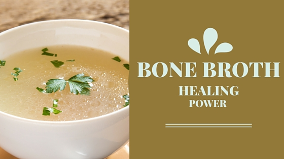 Bone Broth for Detoxification and Healing