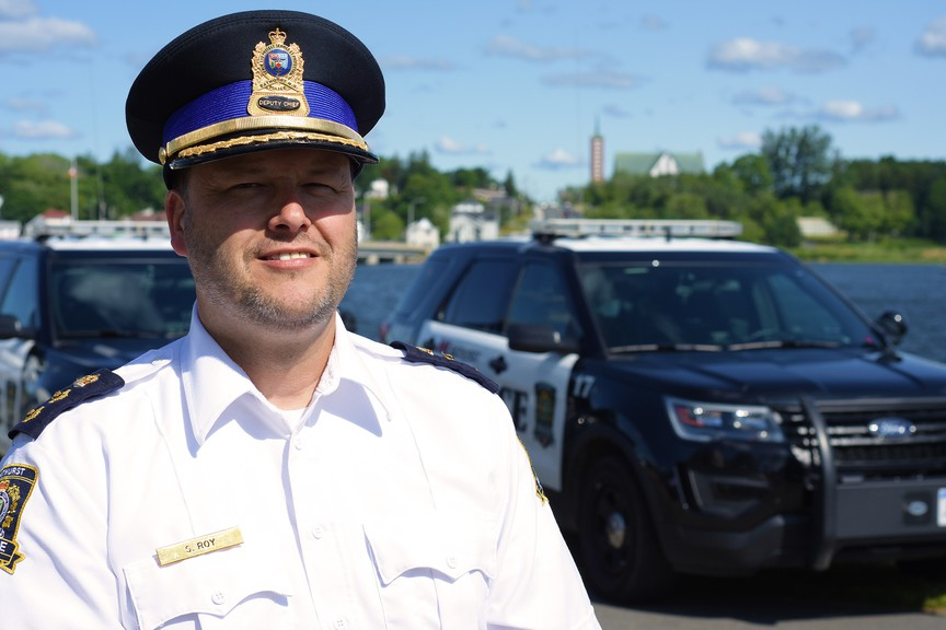 Interim Bathurst Police Force Chief Stephane Roy will now have authority to appoint officers under the direction of council after a motion was passed during a virtual meeting Feb. 16.